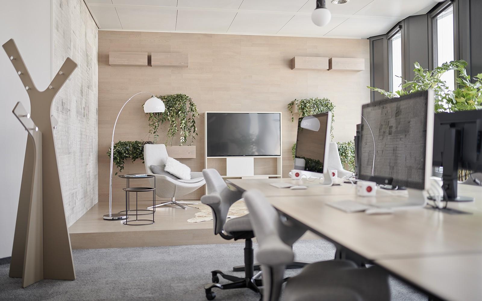 Trivago N V Campus Dusseldorf Innenarchitektur Raum Atelier