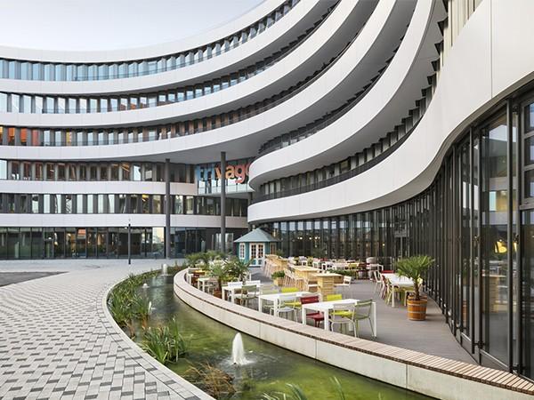 trivago N.V. Campus Sonderbereiche Düsseldorf