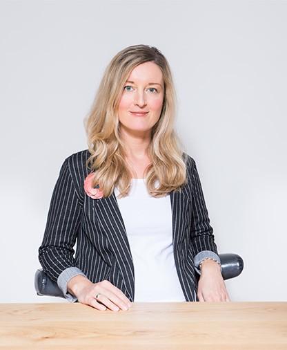 Dipl. Ing. FH Innenarchitektin Marleen Goldemann-Sabbak